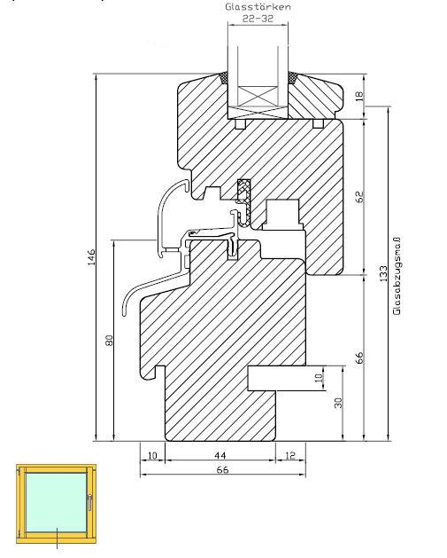 Fenster bereich herrmann bauelemente raunheim r sselsheim for Fenster detail schnitt